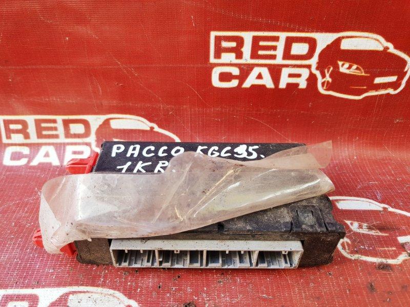 Блок управления efi Toyota Passo KGC35 1KR (б/у)