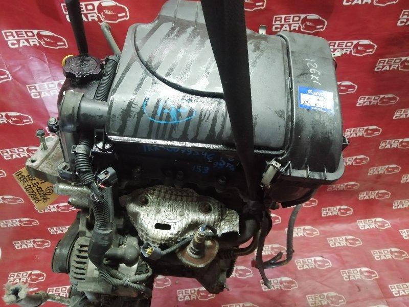 Двигатель Toyota Passo KGC10-0051246 1KR 2005 (б/у)