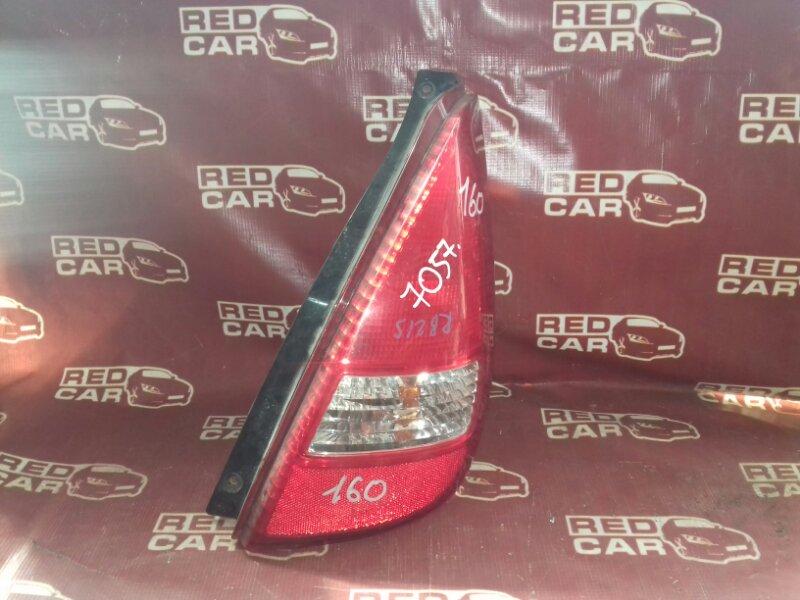 Стоп-сигнал Suzuki Aerio RB21S правый (б/у)