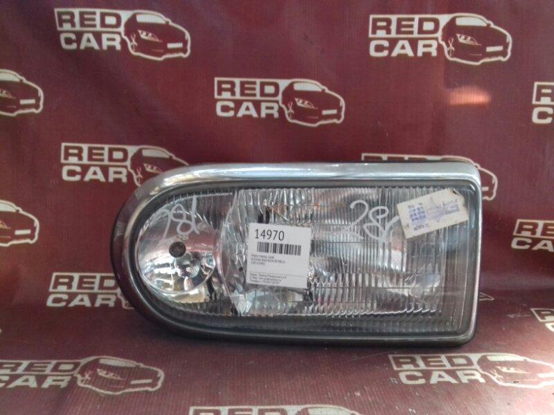 Фара Nissan Rasheen RFNB14 передняя правая (б/у)