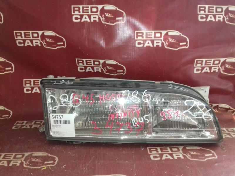 Фара Infiniti Q45 HG50 передняя правая (б/у)