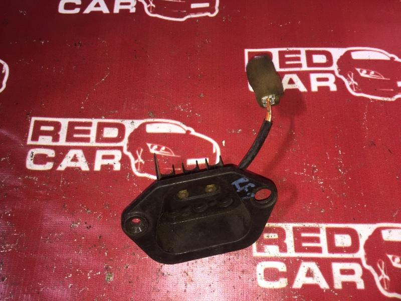 Контактная группа сдвижной двери Honda Stepwgn RF1 B20B задняя (б/у)