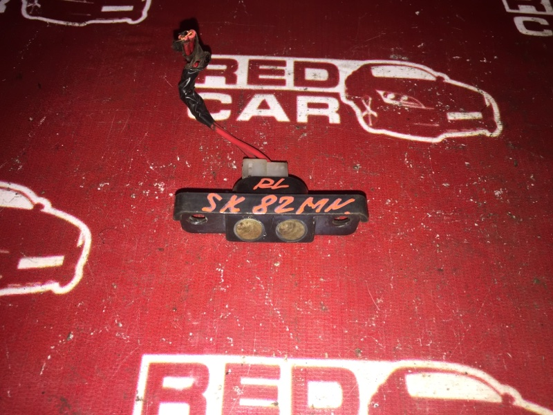 Контактная группа сдвижной двери Nissan Vanette SK82MN F8 задняя левая (б/у)
