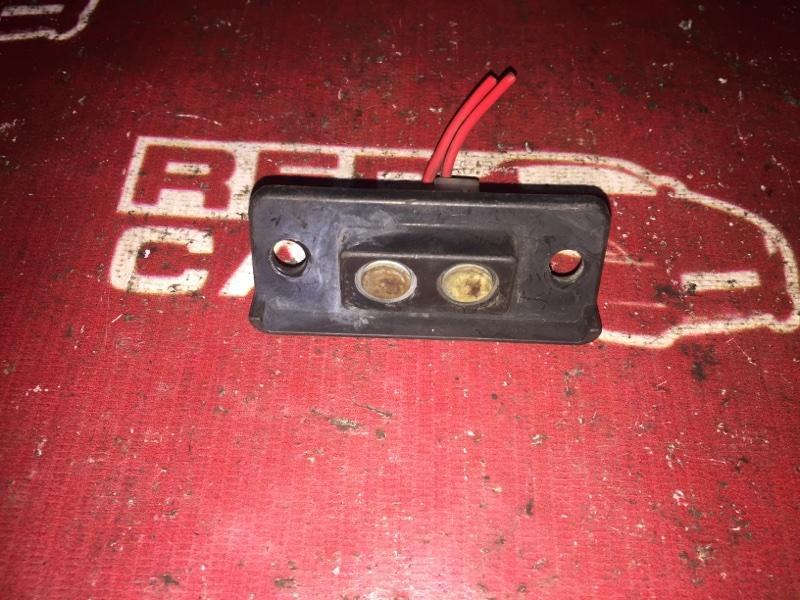 Контактная группа сдвижной двери Nissan Vanette SK82MN F8 задняя правая (б/у)