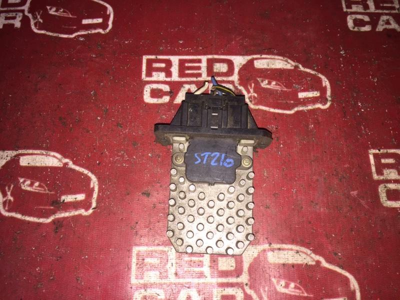 Резистор Toyota Caldina ST210 3S-FE (б/у)