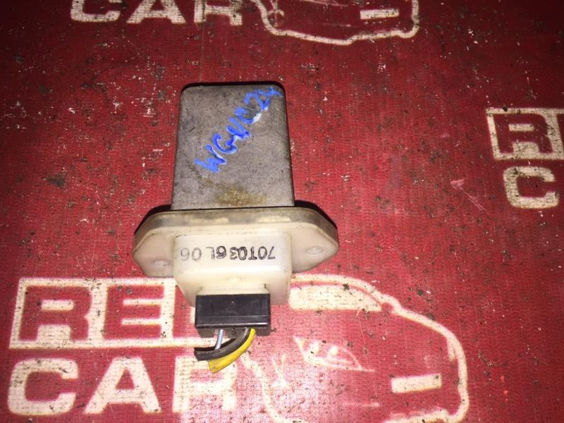 Резистор Nissan Stagea WGNC34 RB25 (б/у)