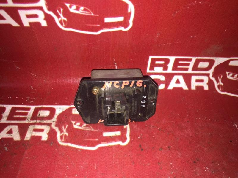 Резистор Toyota Platz NCP16 1NZ-FE (б/у)