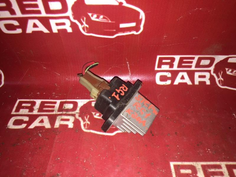 Резистор Honda Stepwgn RG1 K20A (б/у)