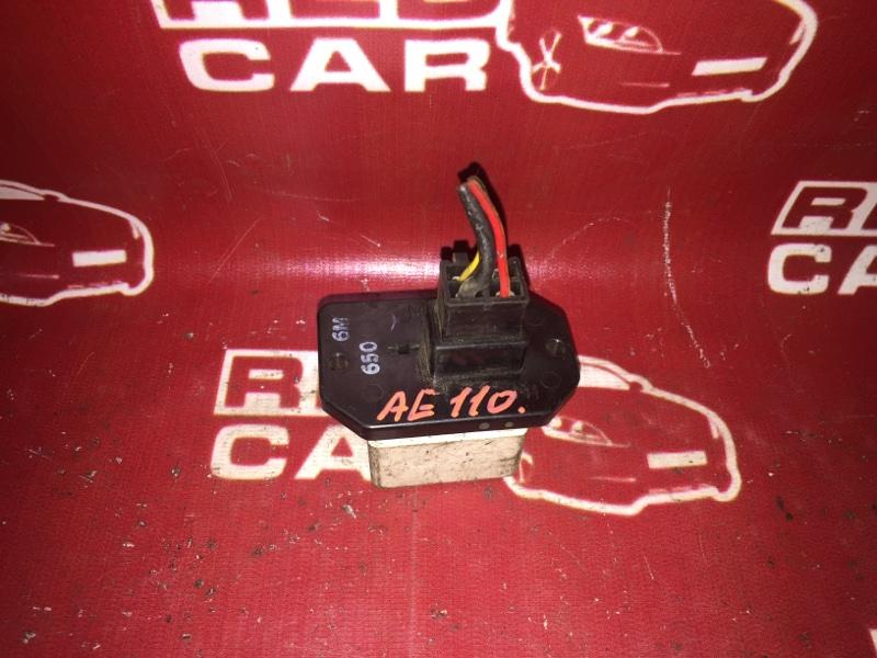 Резистор Toyota Corolla AE110 4A-FE (б/у)