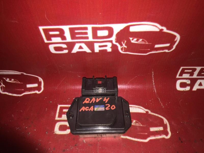 Резистор Toyota Rav4 ACA20 1AZ (б/у)