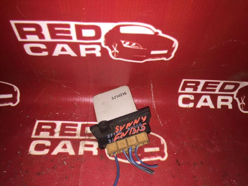Резистор Nissan Sunny FNB15 QG15 (б/у)