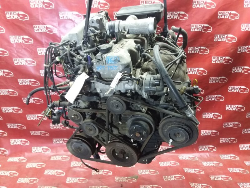 Двигатель Mazda Proceed UV66R-102864 G6 1992 (б/у)