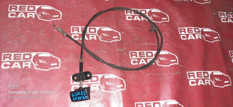 Трос капота Nissan Serena KVNC23 CD20 (б/у)