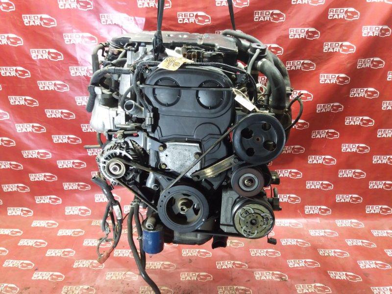 Двигатель Mitsubishi Pajero Io H76W-5500231 4G93T 2004 (б/у)