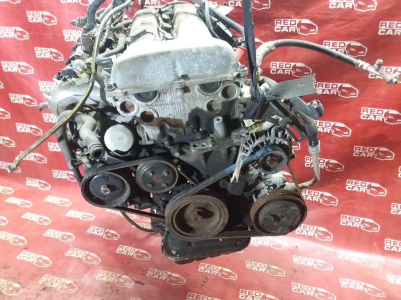 Двигатель Nissan Prairie PM11-056189 SR20 1998 (б/у)