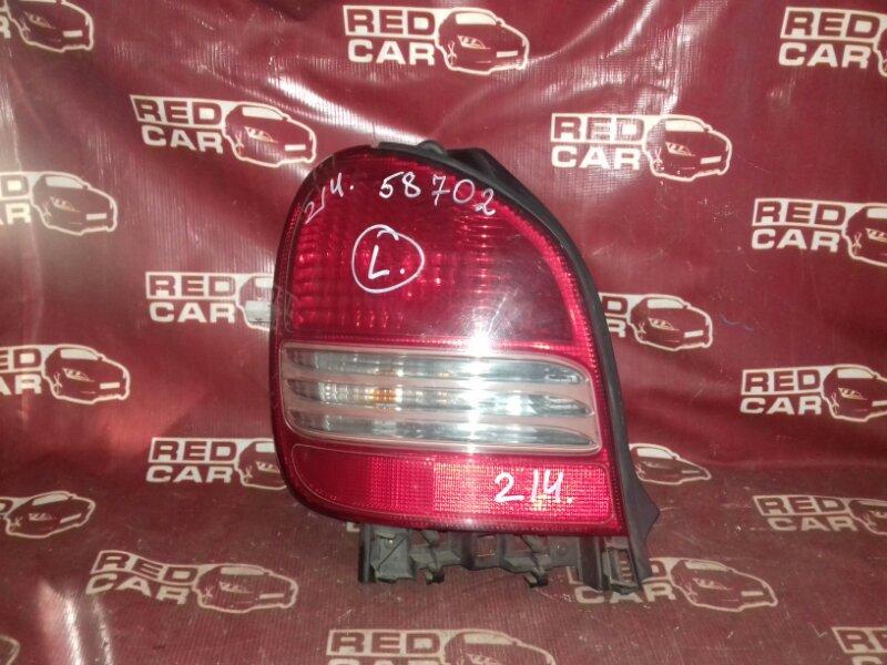 Стоп-сигнал Toyota Spacio AE111 левый (б/у)