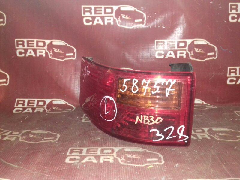 Стоп-сигнал Nissan Lafesta NB30 левый (б/у)