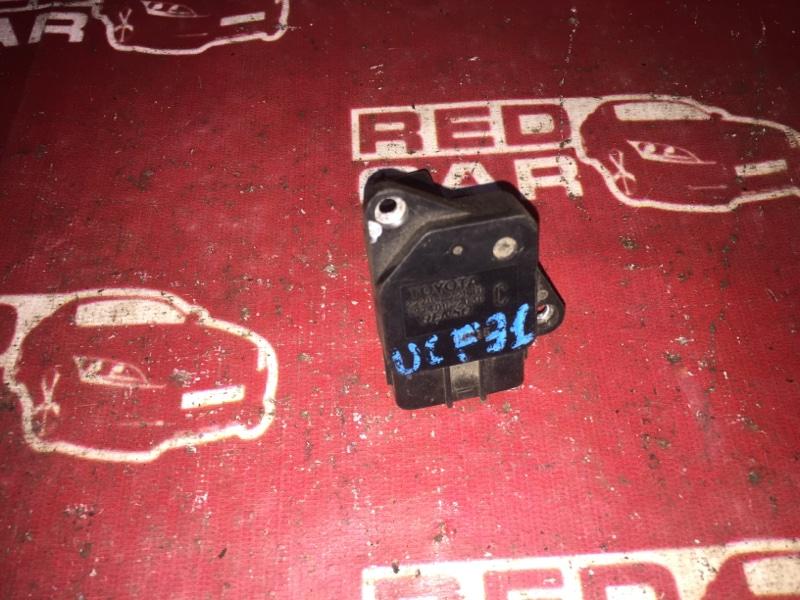 Датчик расхода воздуха Toyota Celsior UCF31 3UZ (б/у)