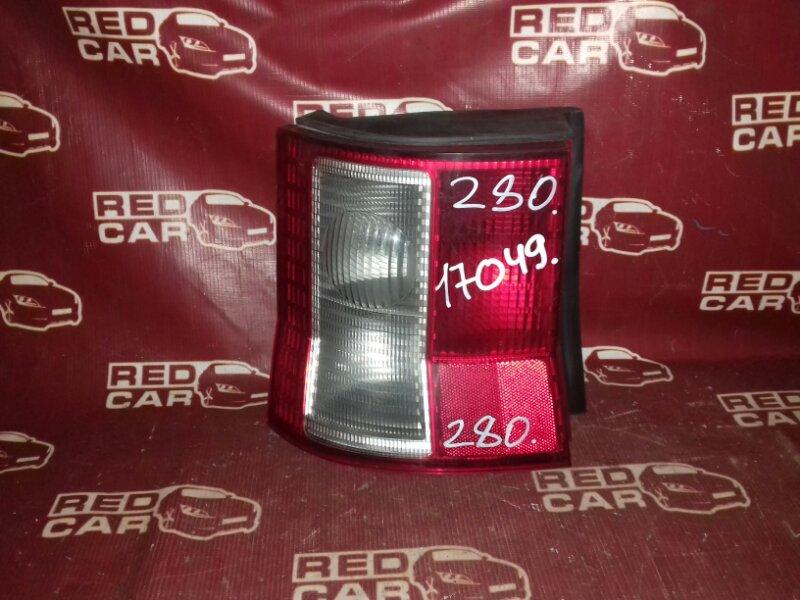 Стоп-сигнал Honda Mobilio GB2 задний левый (б/у)