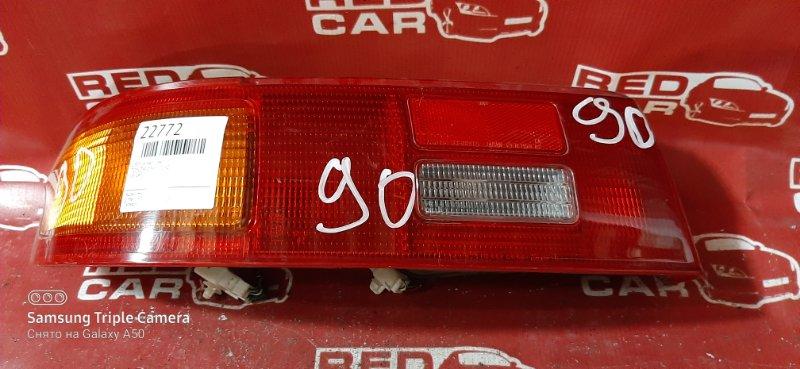 Стоп-сигнал Toyota Cynos EL52 левый (б/у)