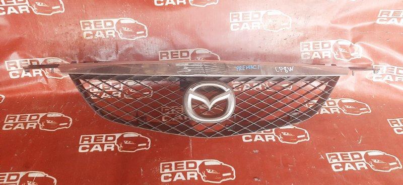 Решетка радиатора Mazda Premacy CP8W (б/у)