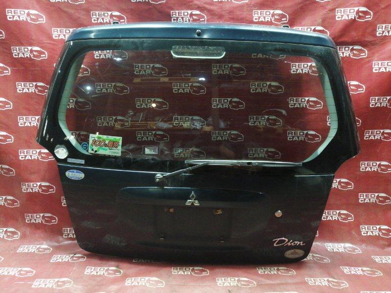 Дверь задняя Mitsubishi Dion CR9W-0104378 4G63 2000 (б/у)