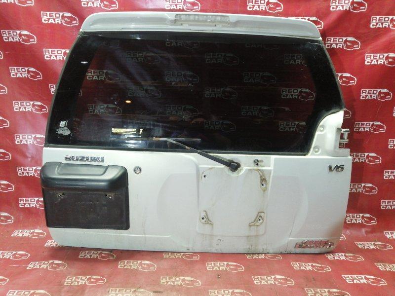 Дверь задняя Suzuki Escudo TX92W-100548 H27A 2001 (б/у)