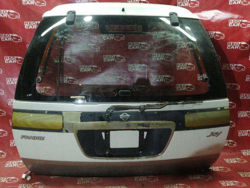 Дверь задняя Nissan Prairie PM11-056189 SR20 1998 (б/у)