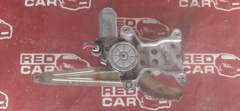 Стеклоподъемник Toyota Funcargo NCP20 задний левый (б/у)