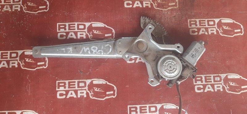 Стеклоподъемник Mazda Premacy CP8W задний левый (б/у)