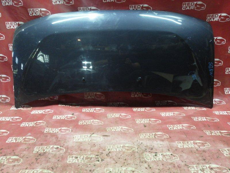 Капот Mazda Bongo Friendee SG5W-201753 J5 1998 (б/у)