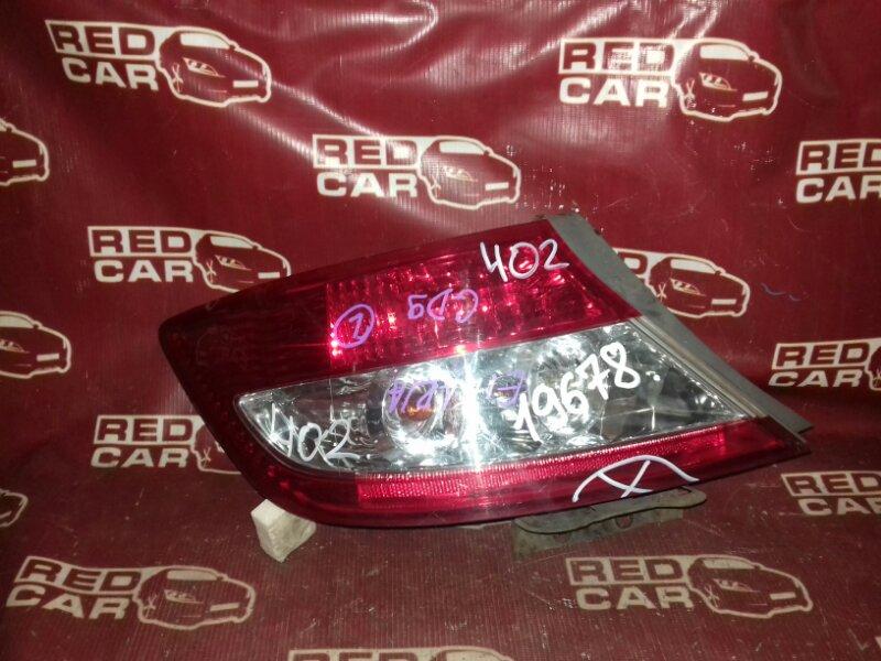 Стоп-сигнал Honda Fit Aria GD9 левый (б/у)