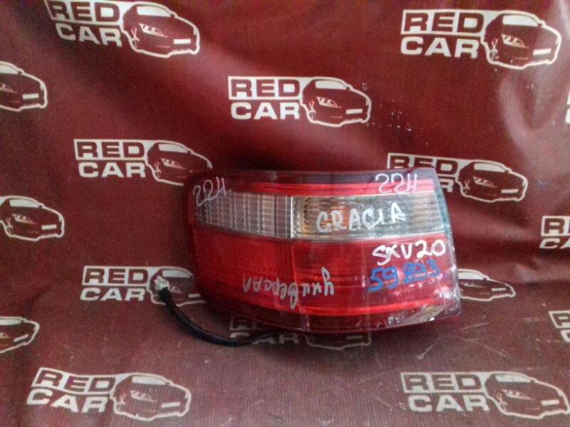 Стоп-сигнал Toyota Camry Gracia SXV20 левый (б/у)