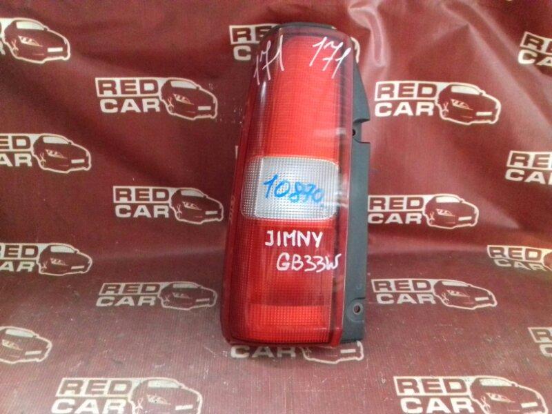 Стоп-сигнал Suzuki Jimny GB33W задний левый (б/у)