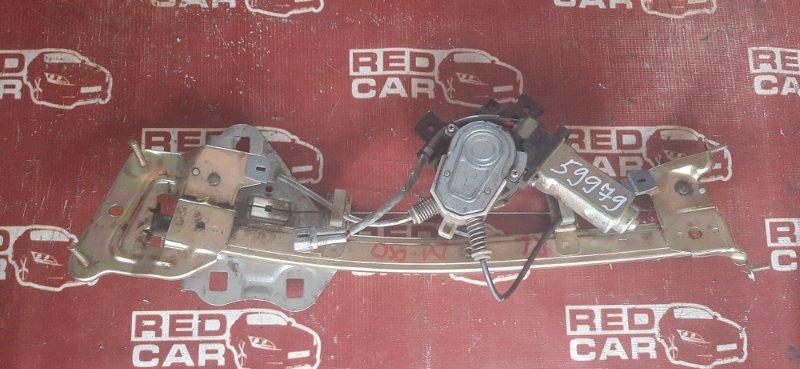 Стеклоподъемник Toyota Chaser GX90 задний левый (б/у)