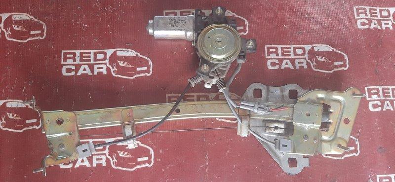 Стеклоподъемник Toyota Chaser JZX90 задний левый (б/у)