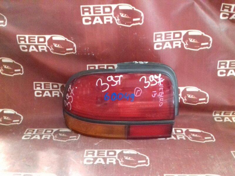 Стоп-сигнал Nissan Bluebird ENU13 левый (б/у)