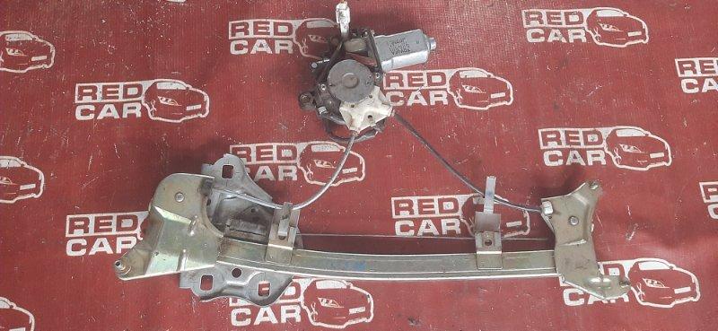 Стеклоподъемник Toyota Crown JZS155 задний левый (б/у)