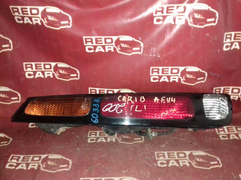 Стоп-сигнал Toyota Carib AE114 левый (б/у)