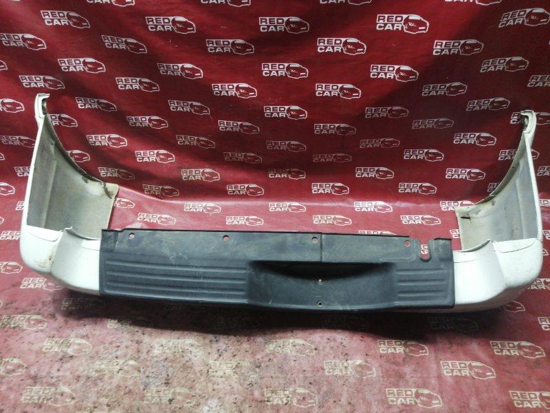 Бампер Suzuki Grand Escudo TX92W-100548 H27A 2001 задний (б/у)