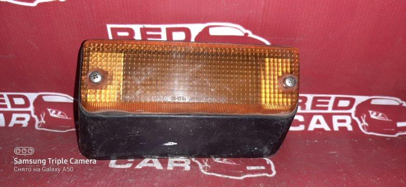 Повторитель в бампер Toyota Carina AT150 3A передний правый (б/у)