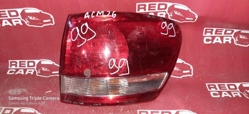 Стоп-сигнал Toyota Ipsum ACA26 1AZ-FSE правый (б/у)