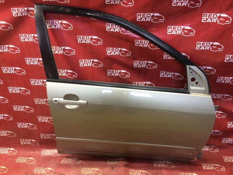 Дверь Toyota Fielder NZE121 передняя правая (б/у)