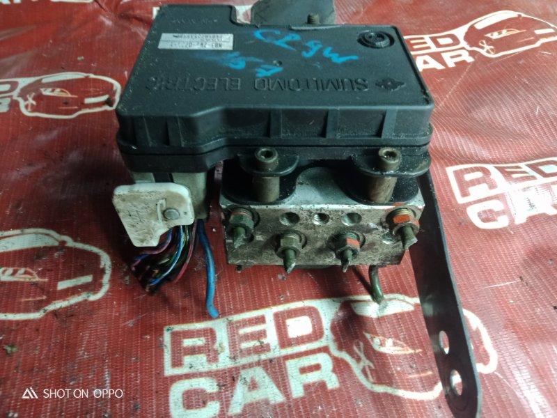 Блок abs Mitsubishi Dion CR9W-0104378 4G63 2000 (б/у)