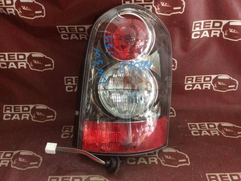 Стоп-сигнал Mazda Mpv LW3W-426875 L3 2005 правый (б/у)