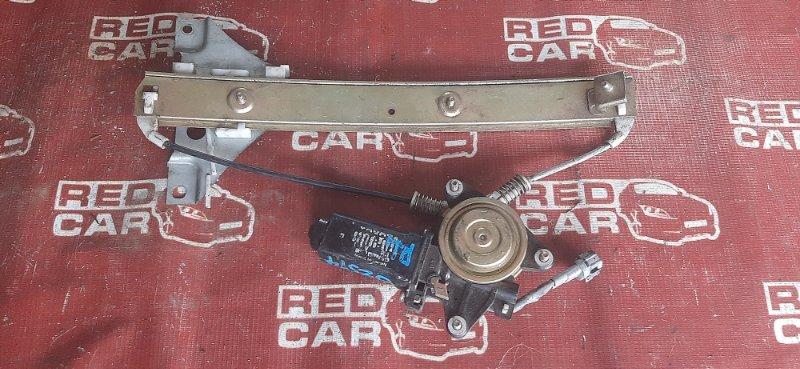 Стеклоподъемник Toyota Crown JZS147 задний левый (б/у)