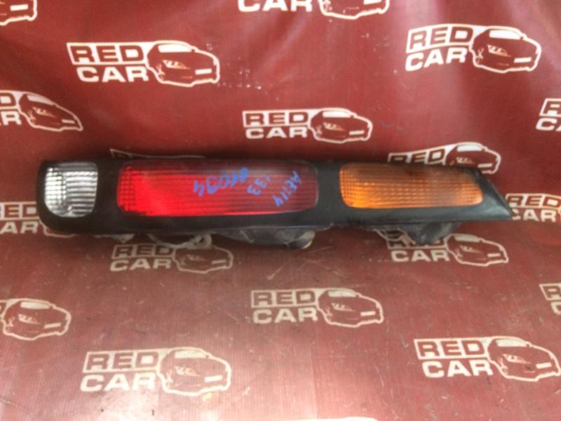 Стоп-сигнал Toyota Sprinter Carib AE114-7014154 4A 2000 правый (б/у)