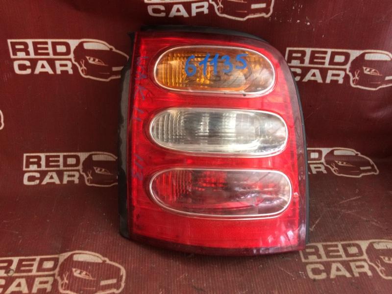 Стоп-сигнал Nissan March WAK11-300147 CGA3 2000 левый (б/у)