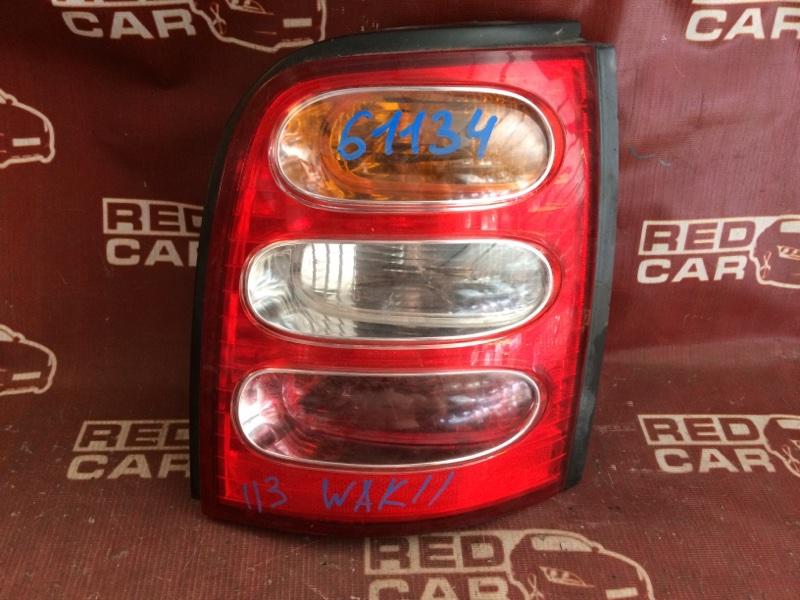 Стоп-сигнал Nissan March WAK11-300147 CGA3 2000 правый (б/у)