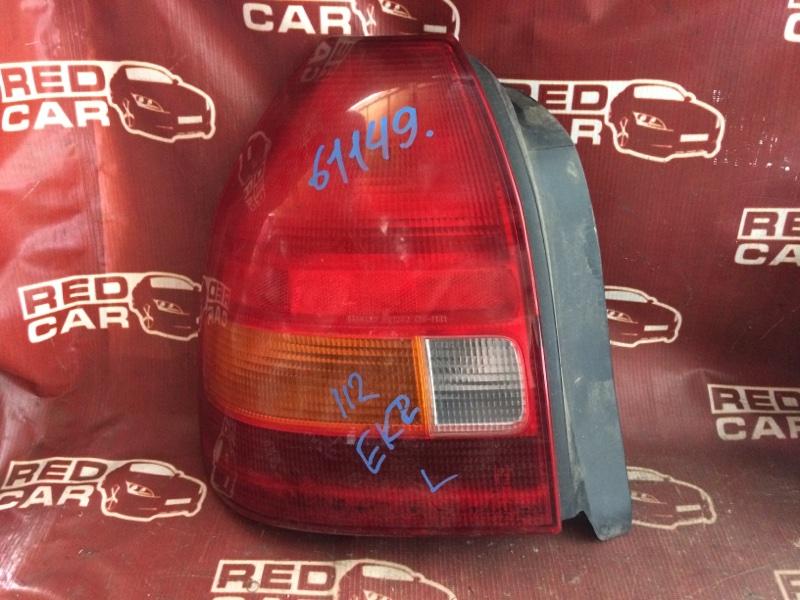 Стоп-сигнал Honda Civic EK2-1111983 D13B 1997 левый (б/у)